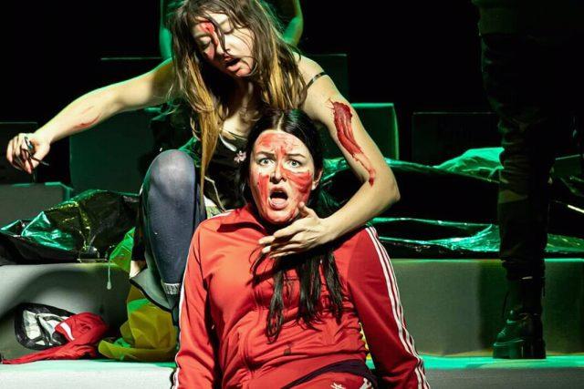 Francos Hermannsschlacht - TAK in Kooperation mit dem nö theater, Foto: Patric Prager