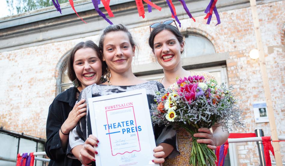 KunstSalon Theaterpreis 2019 / Foto: Adam Kroll
